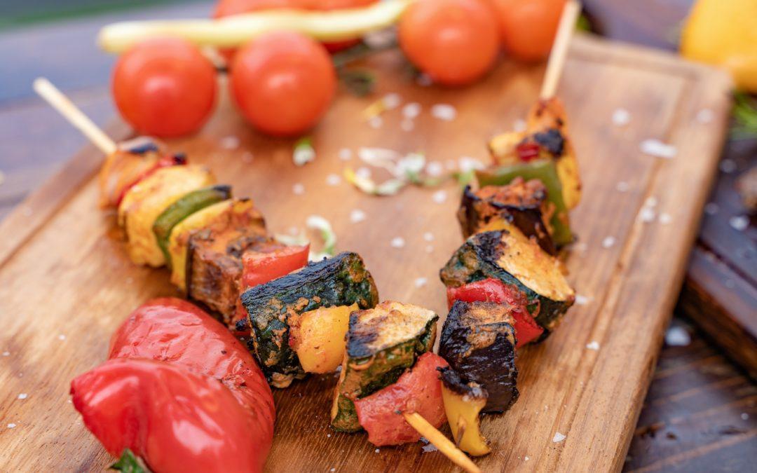 Le Guide du BBQ Végétarien